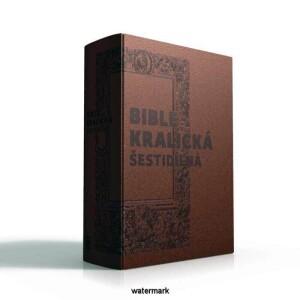 Bible kralická šestidílná-pevná vazba