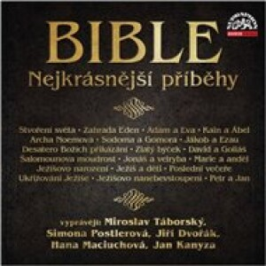 Bible - Nejkrásnější příběhy CD