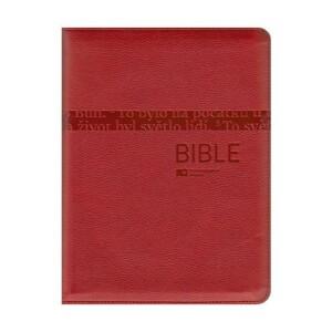 Bible ČEP DT-střední formát, zip, výřezy