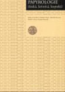 Papyrologie řecká, latinská, koptská