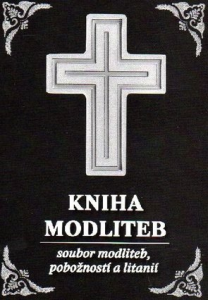 Kniha modliteb-Soubor modliteb, pobožností a litanií-brožovaná