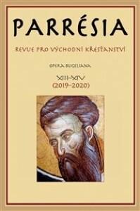 Parrésia XIII. + XIV.: Revue pro východní křesťanství