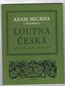 Loutna česká (faksimile)
