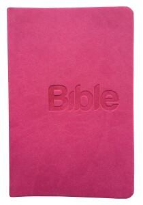 Bible21 kapesní - Pink