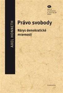 Právo svobody: Nárys demokratické mravnosti