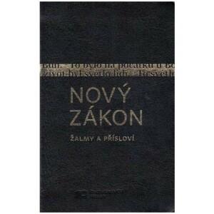 Nový zákon, Žalmy a Přísloví, luxus /1308/