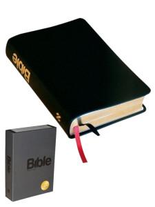 Bible21 - pravá kůže (luxusní)