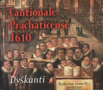 Cantionale Prachaticense 1610-Prachatický kancionál