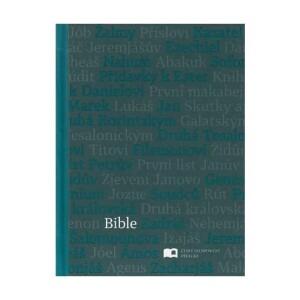 Bible ČEP DT malá, pevná vazba