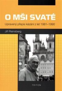 O mši svaté-Upravený přepis kázání z let 1981-1990