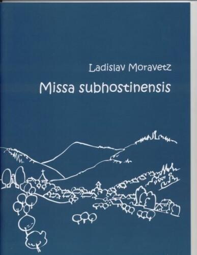Missa subhostinensis [Podhostýnská mše]