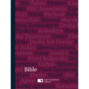 Bible ČEP bez DT střední formát, pevná vazba /vzor 1280/